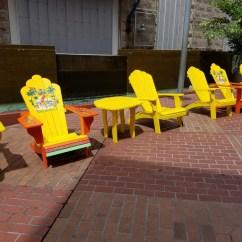 Margaritaville Chairs For Sale Ball Office Jimmy Buffett S In Universal Citywalk Orlando Uo Deck Near Buffet