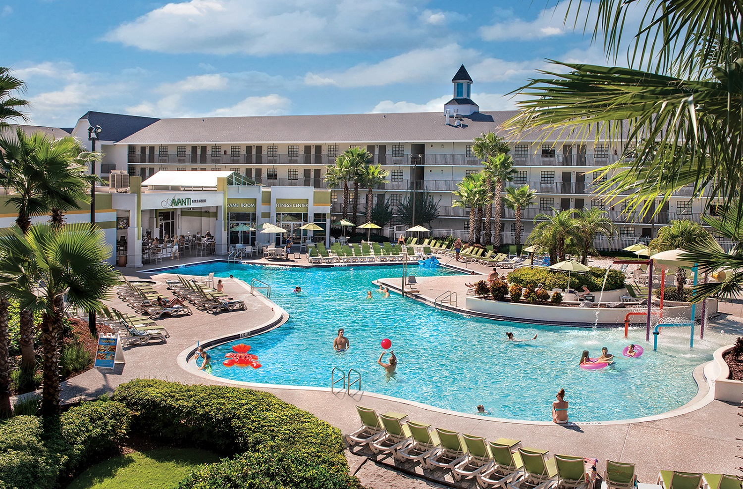 List And Location Of Universal Orlando Partner Hotels Uo