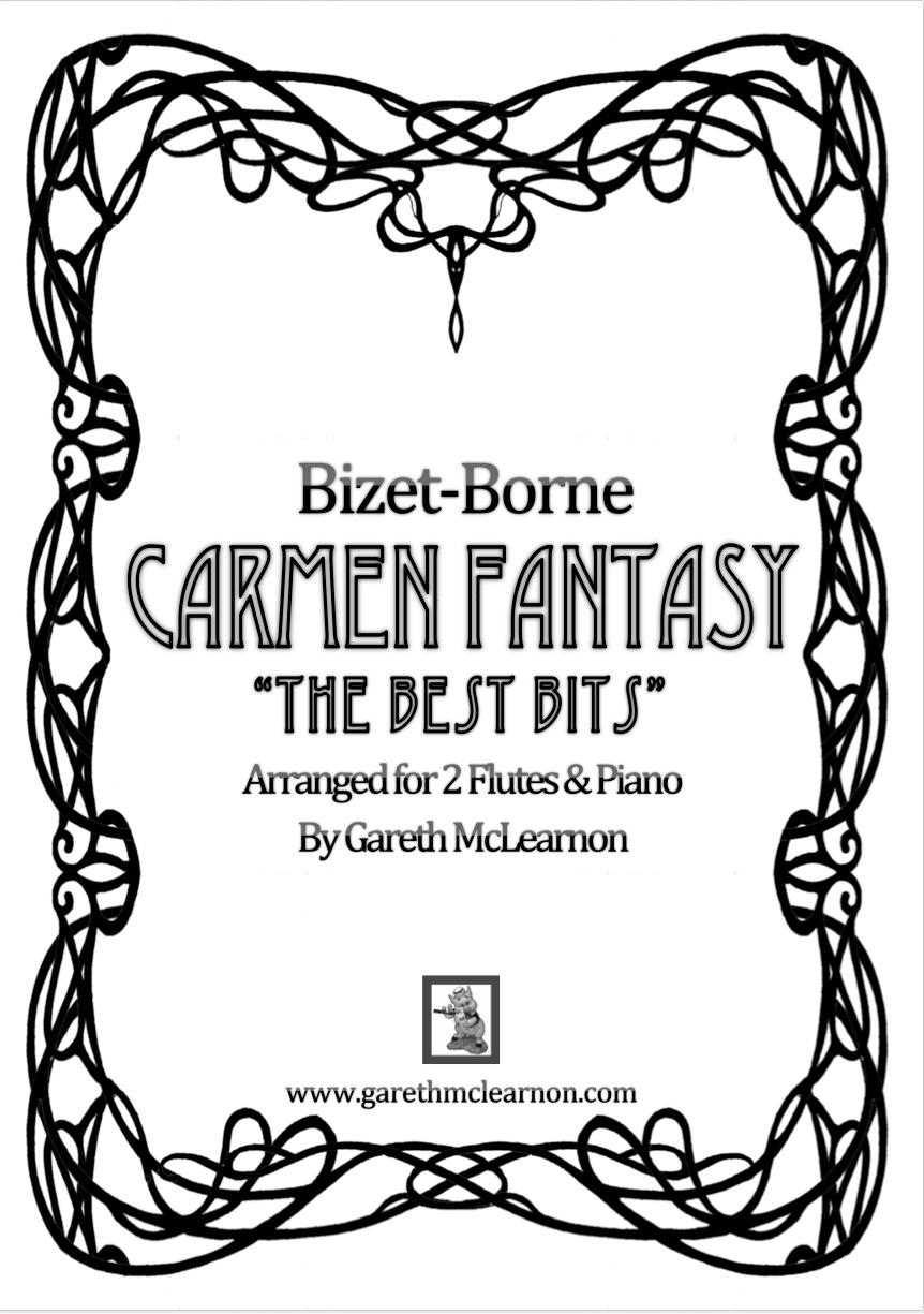 Flute(s) & Piano — Gareth McLearnon