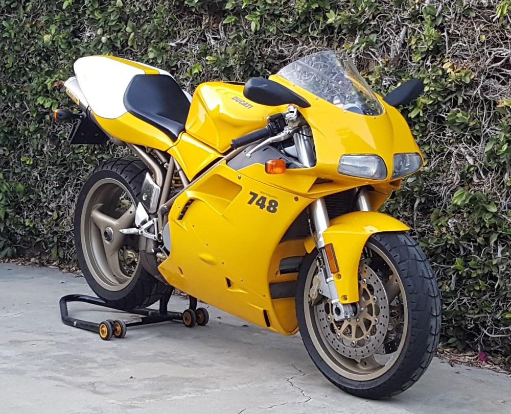 medium resolution of 2000 ducati 748 916 restoration