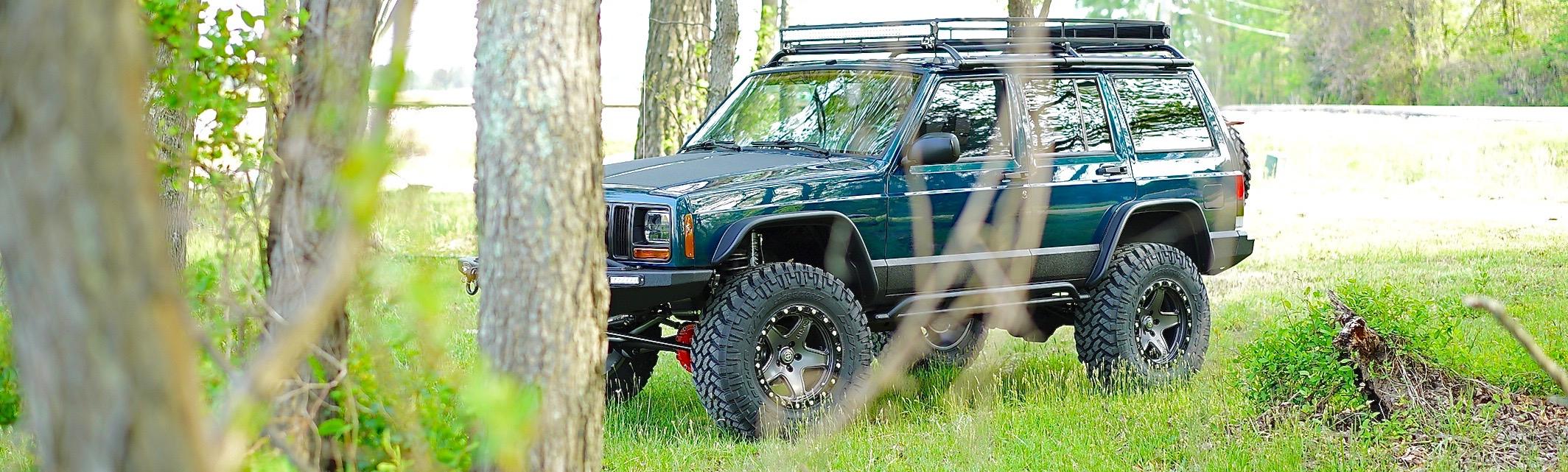 lifted jeep cherokee for sale jeep cherokee xj for sale jeep cherokee lift kit [ 2128 x 641 Pixel ]