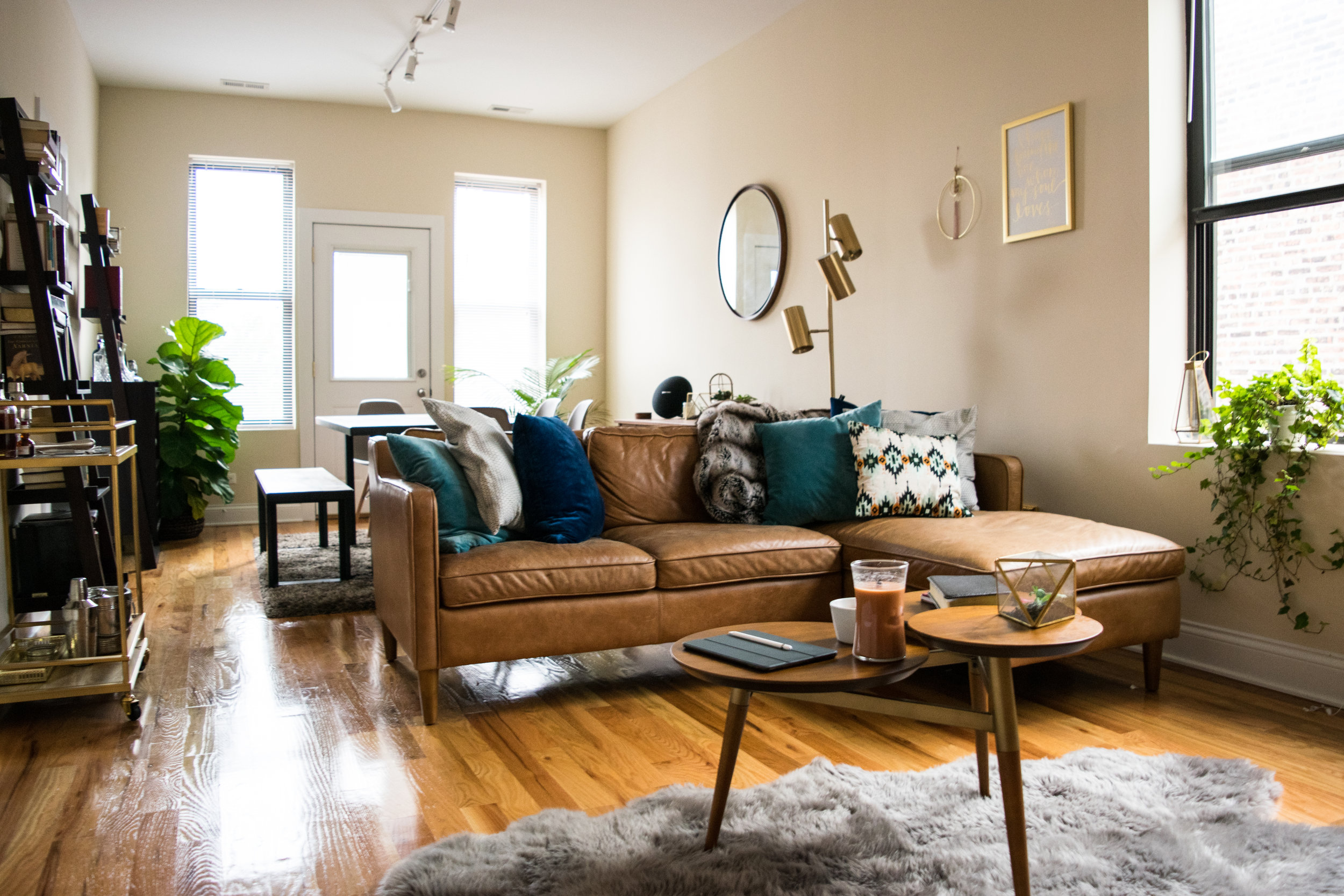 west elm living rooms images of with leather furniture how to style a mid century modern room westelm