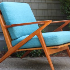 Z Chair Mid Century Upholstered Counter Height Chairs With Arms Teak By Poul Jensen For Selig And Mod If You Re Looking At This Posting Know Just How Rare Is The Arguably Most Iconic That Exists