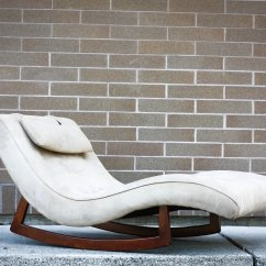 Adrian Pearsall Rocking Chair Chinese Wedding Style Wave Chaise Mid And Mod For Your Consideration Is A Stunning Lounge In The Manner Of Known As It S Beautiful Curves