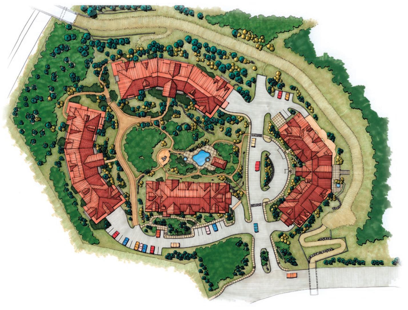 master plan architecture bubble diagram balboa wiring resort concepts mountain thunder lodge