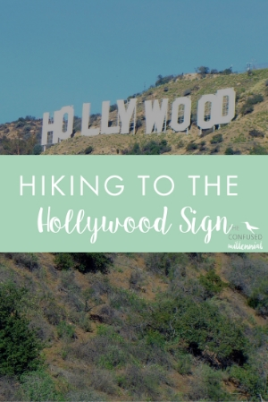 Do you want to hike to the Hollywood sign? The confused millennial shares experience of Hiking to the Hollywood sign and California adventure travels. Travel Blog. Travel Tips. California dreaming