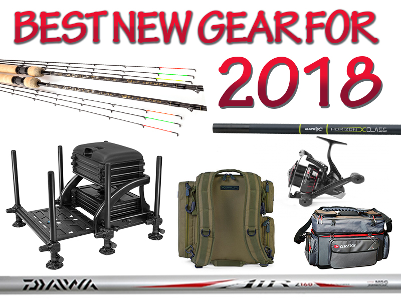 lidl fishing chair salon shampoo bowl and the 10 best items of new tackle for 2018 angling times