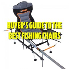 Fishing Chair For Bad Back Senior Citizen Potty Buyer S Guide To Chairs Angling Times