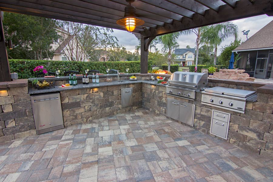 outdoor kitchens digital kitchen thermometer your pratt guys a takes all the modern convenience of indoor outside more than just grill on cart we can make new