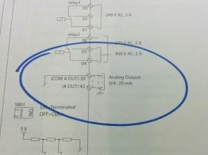 Danfoss VFD Analog output scaling — InControl