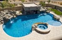 Freeform Swimming Pool Gallery  Presidential Pools, Spas ...