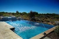 Infinity Edge Swimming Pool Gallery  Presidential Pools ...