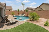 Simple Backyards  Presidential Pools, Spas & Patio of Arizona