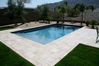 Simple Backyards  Presidential Pools, Spas & Patio of Arizona