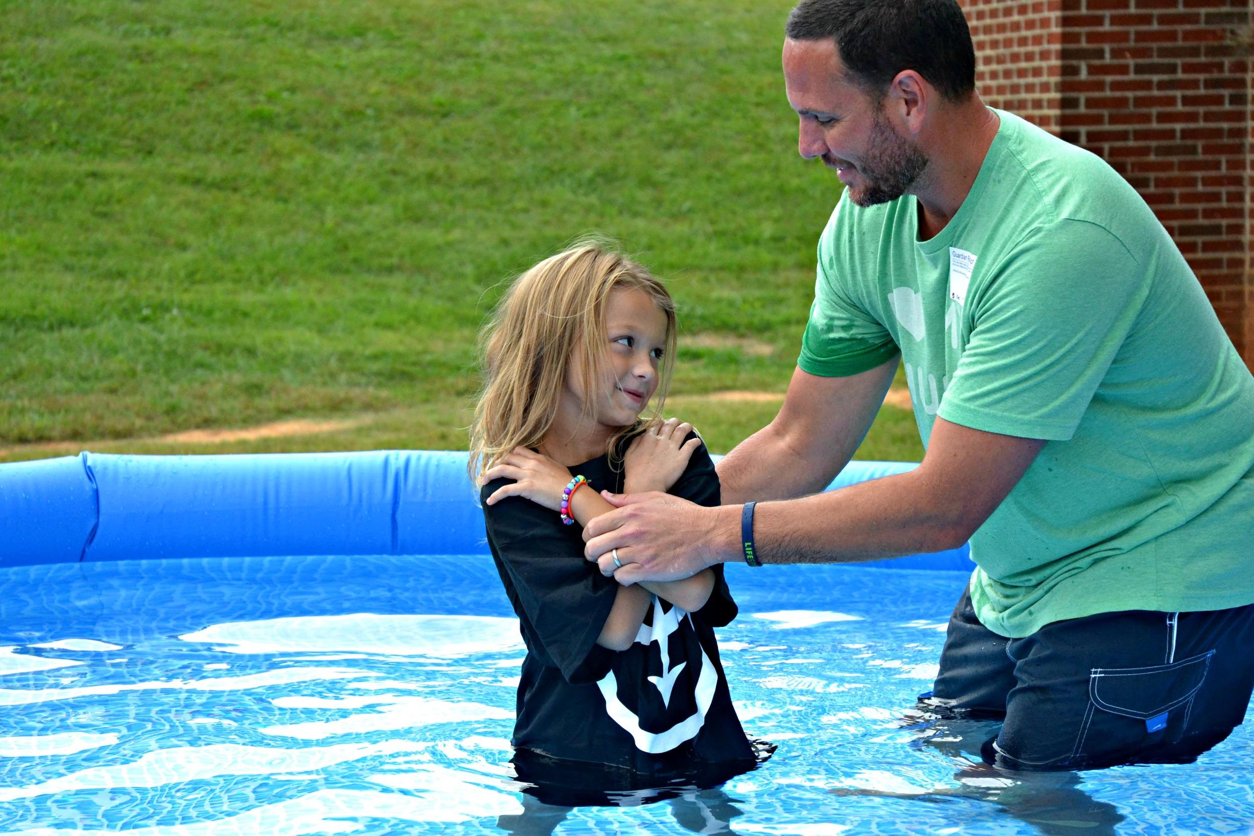 baptism lifespring church