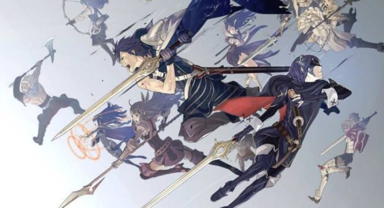 Image result for Fire Emblem Awakening
