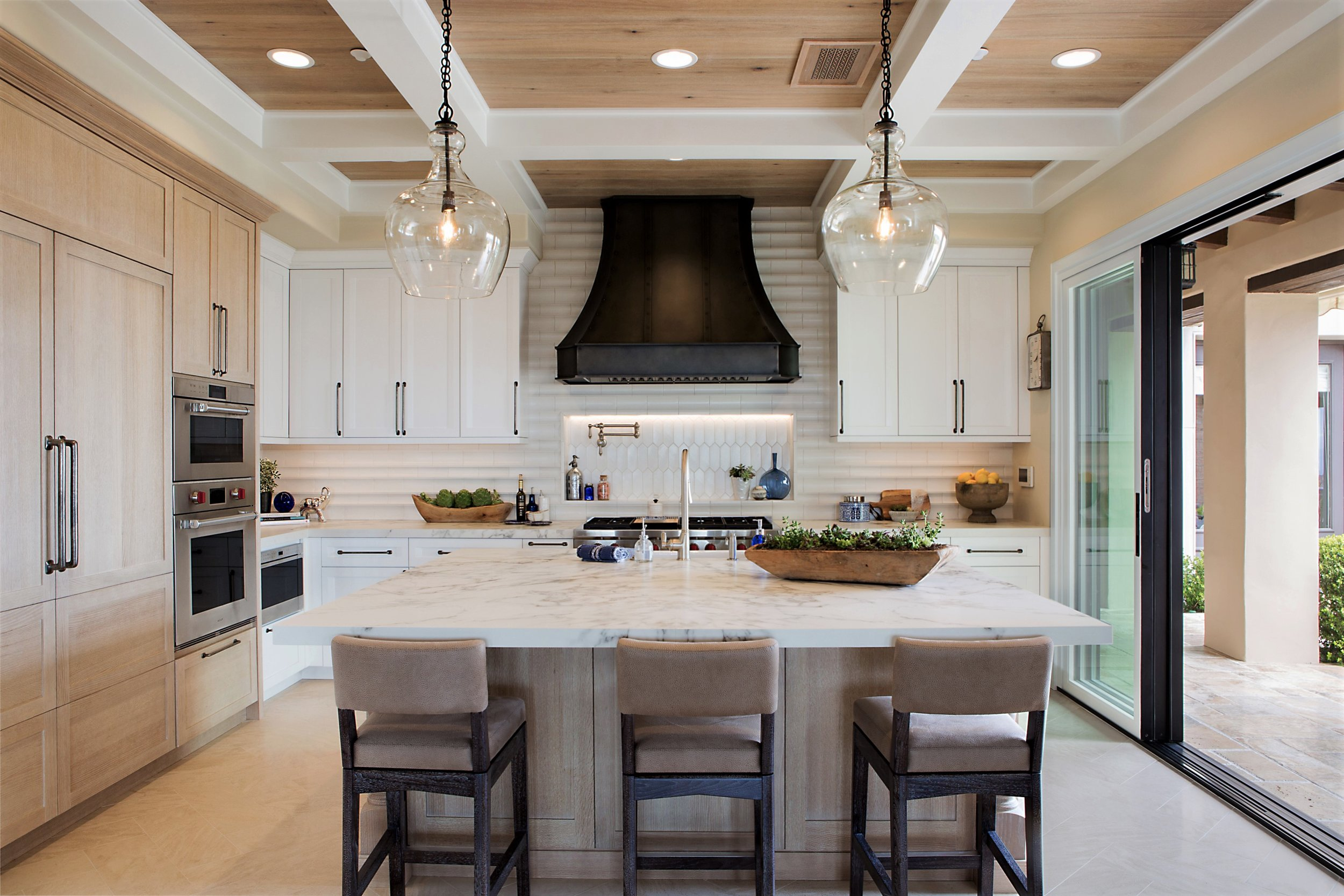 High Style Luxury Detailing For A High End Kitchen Remodel