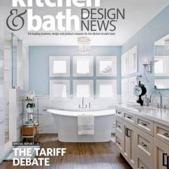 Kitchen Bath Design Trashcan We Are Honored To Grace The Cover Of News Signature Designs San Diego Bonnie Bagley Catlin Jpg