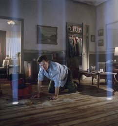dylan baker in a photograph from dream house by gregory crewdson [ 1000 x 800 Pixel ]