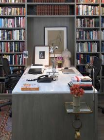 Custom Home Offices Nyc Design Desks & Library