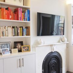 Living Room Cabinets Built In Decor With Hardwood Floors Custom Cabinetry And Ins Urban Homecraft White For A Sunlit