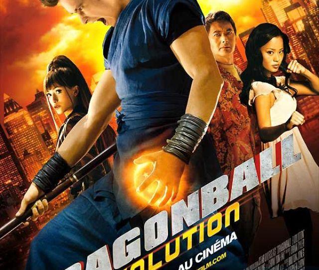 Jun 15 Dragonball Evolution