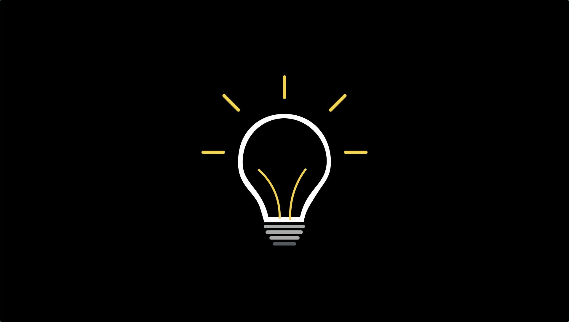 Ben Franklin Light Bulb