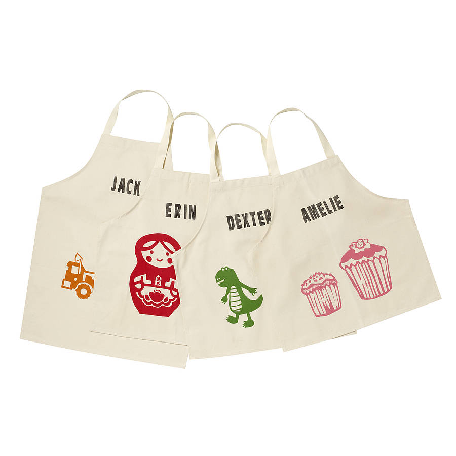kitchen apron for kids big lots chairs last minute christmas gifts the express kitchens personalised printed aprons