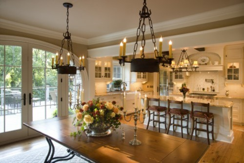 kitchen chandeliers small islands for sale and pendants laura lee designs wrought iron