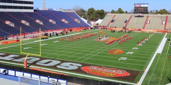 Image result for 2018 senior bowl
