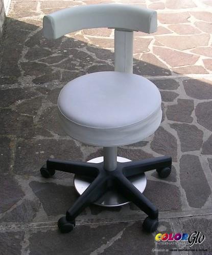 united chair medical stool christmas recliner covers furniture restoration and repair color glo international dental before 2 jpg