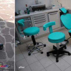 Office Chair Upholstery Repair Ergonomic Wayfair Save Time And Money With Medical Furniture Color Dental Restoration By Glo International