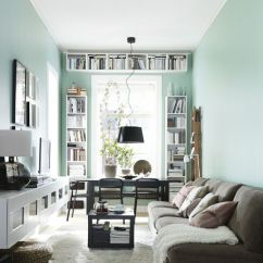 How To Arrange Furniture In A Long Narrow Living Room Small Tv Setup Ambiance There S So Much Right With The Solutions For This Nbsp They Ve