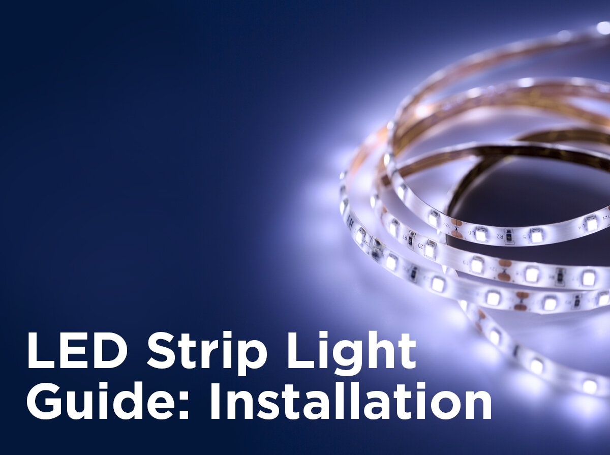 led light strips living room traditional formal decorating ideas strip guide installation 1000bulbs com blog