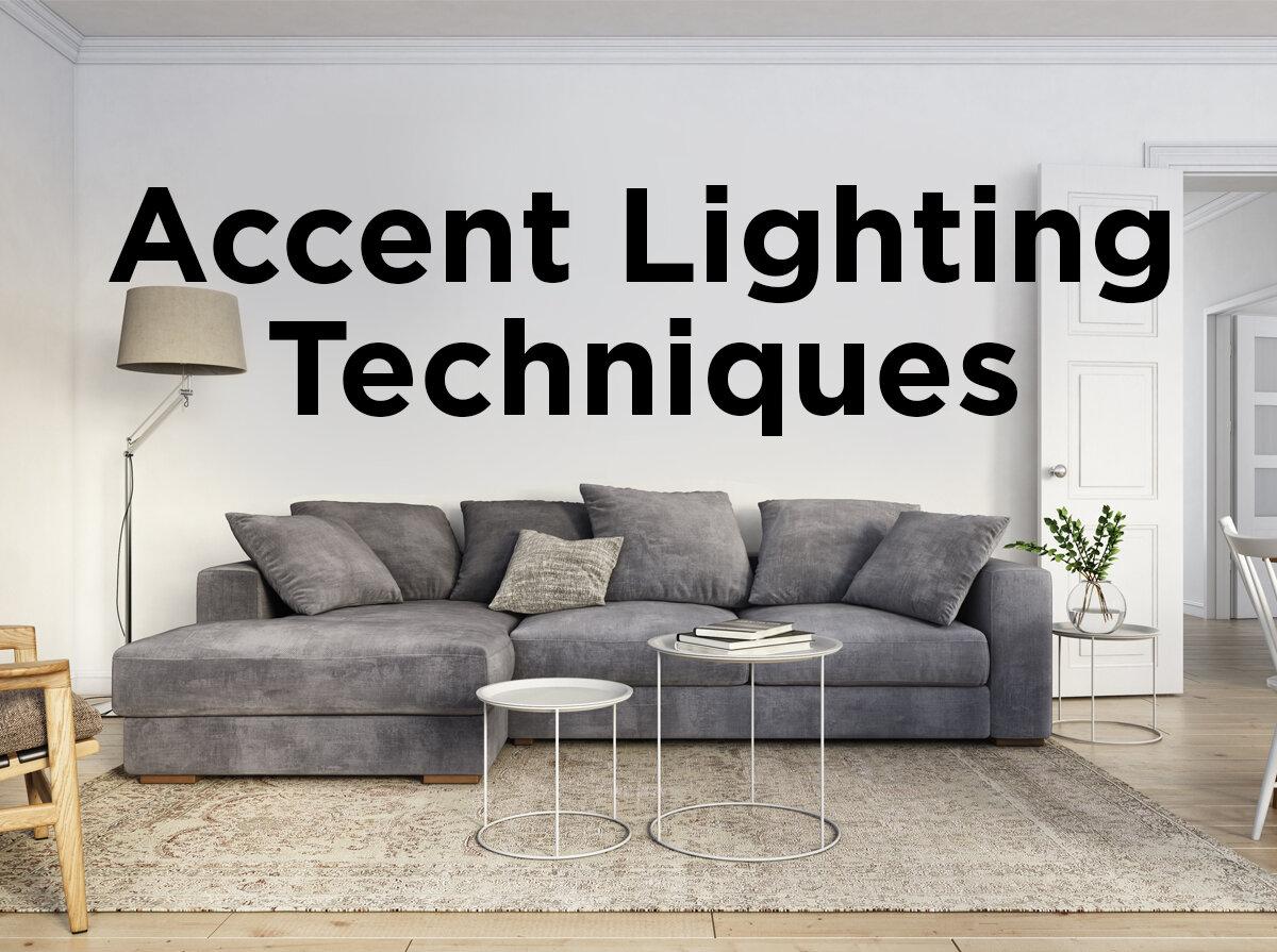 Accent Lighting Techniques  1000Bulbscom Blog