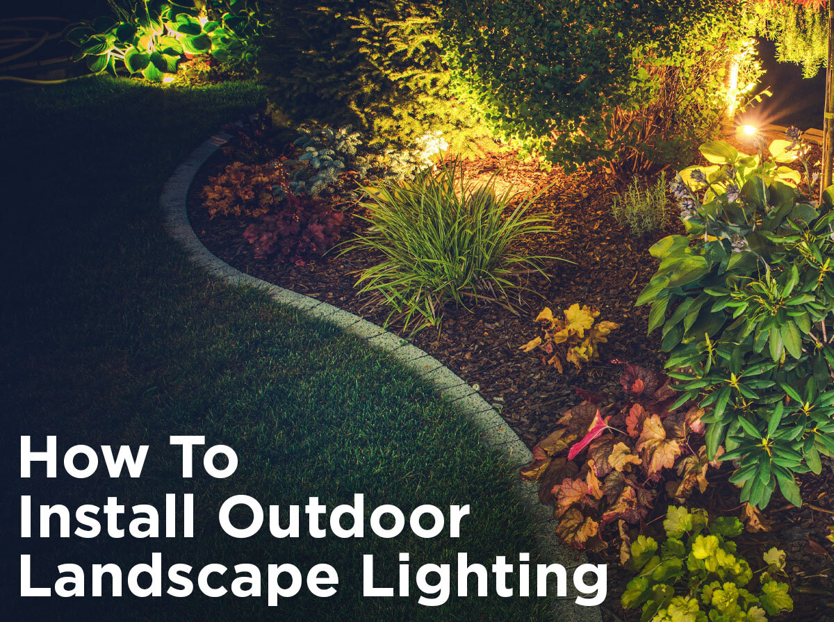 medium resolution of how to install low voltage outdoor landscape lighting 1000bulbs com blog