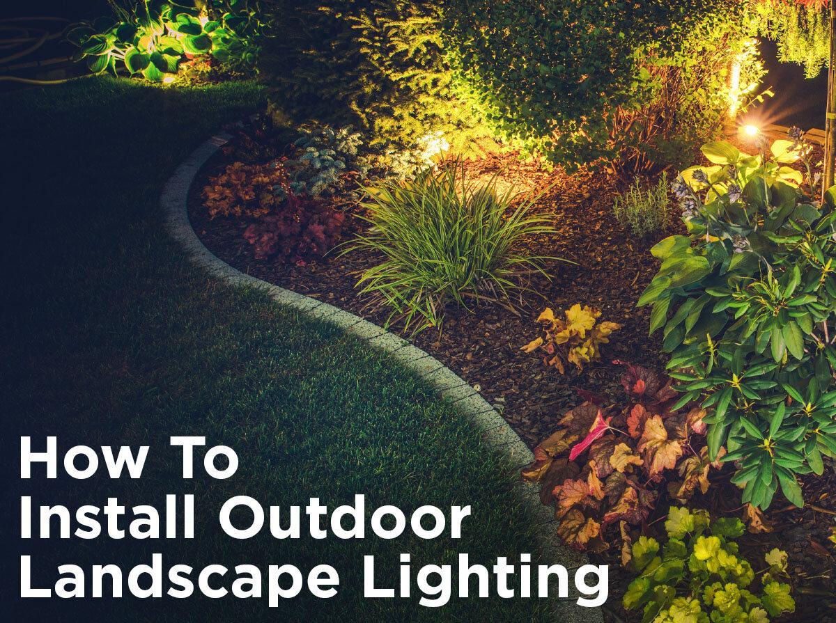 how to install low voltage outdoor landscape lighting 1000bulbs com blog [ 1200 x 895 Pixel ]