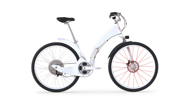 The Gi Fly Electric Folding Bike
