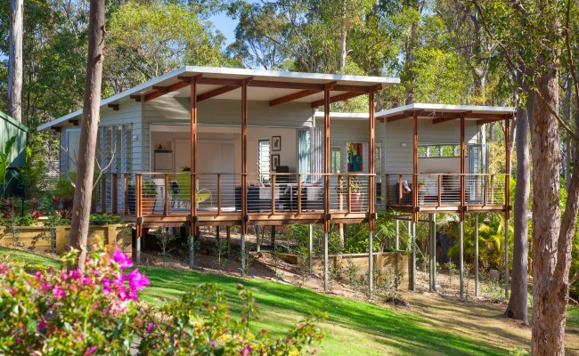 Brisbane Leading Granny Flat Smal House Tiny House