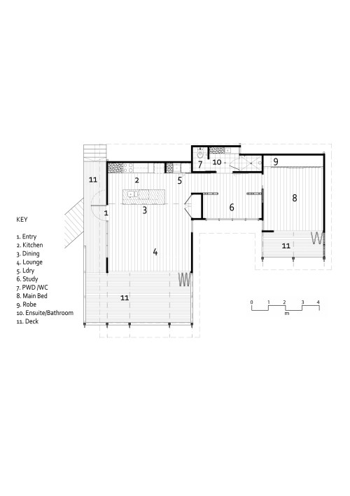 small resolution of 60sqm or 66sqm 1 bedroom lincoln design