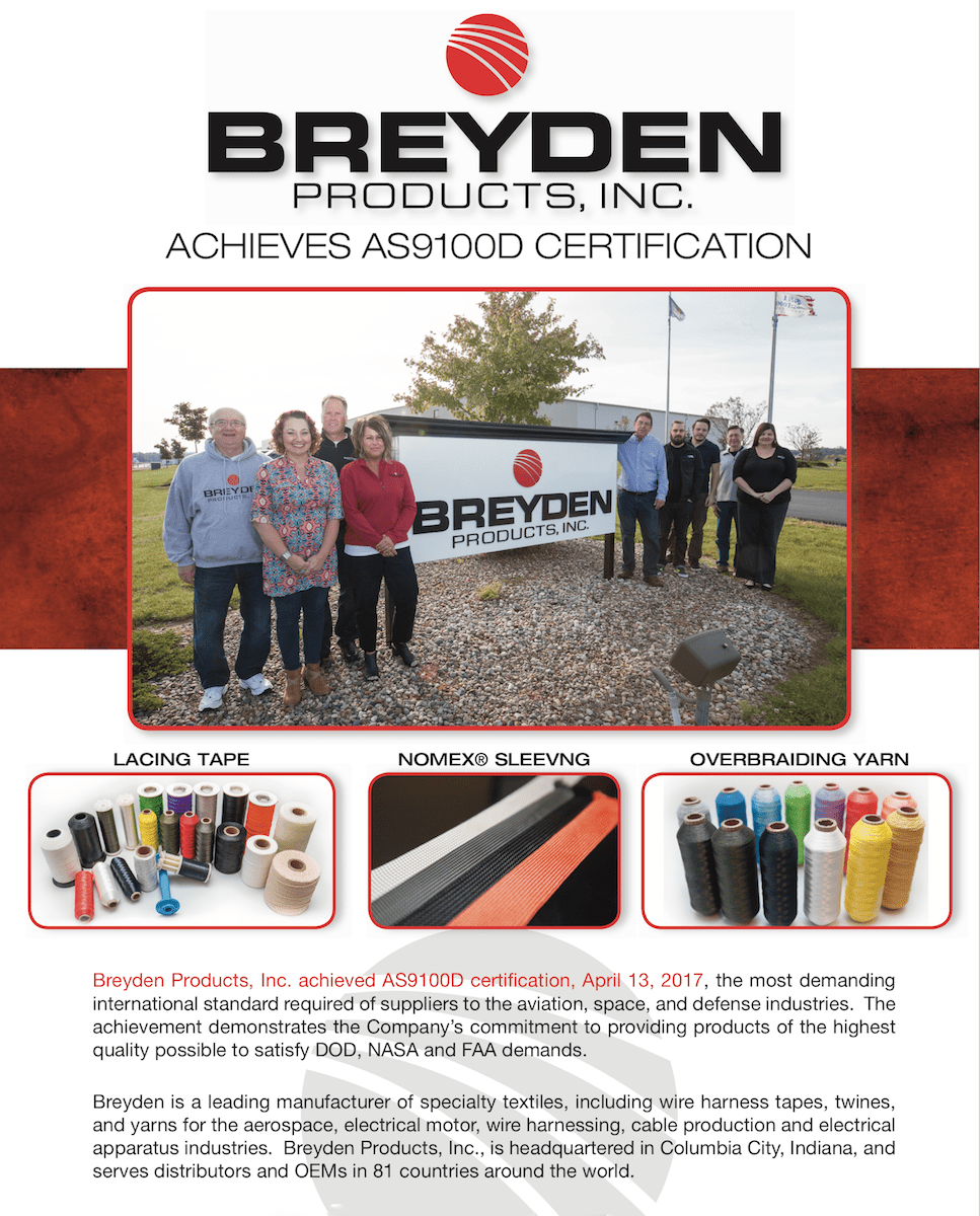 medium resolution of breyden products achieves as9100d certification