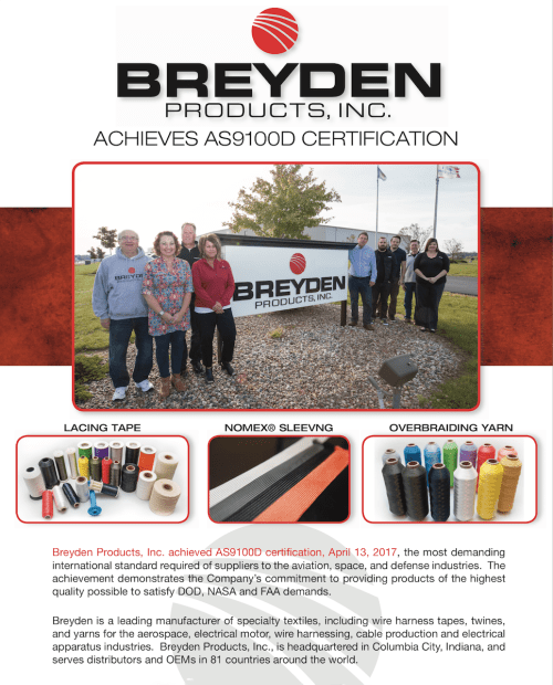 small resolution of breyden products achieves as9100d certification