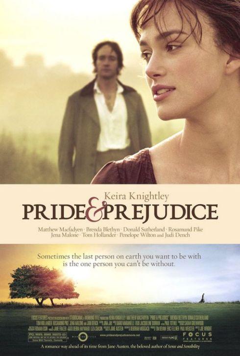 """Pride and prejudice best romantic movie ever"""""""
