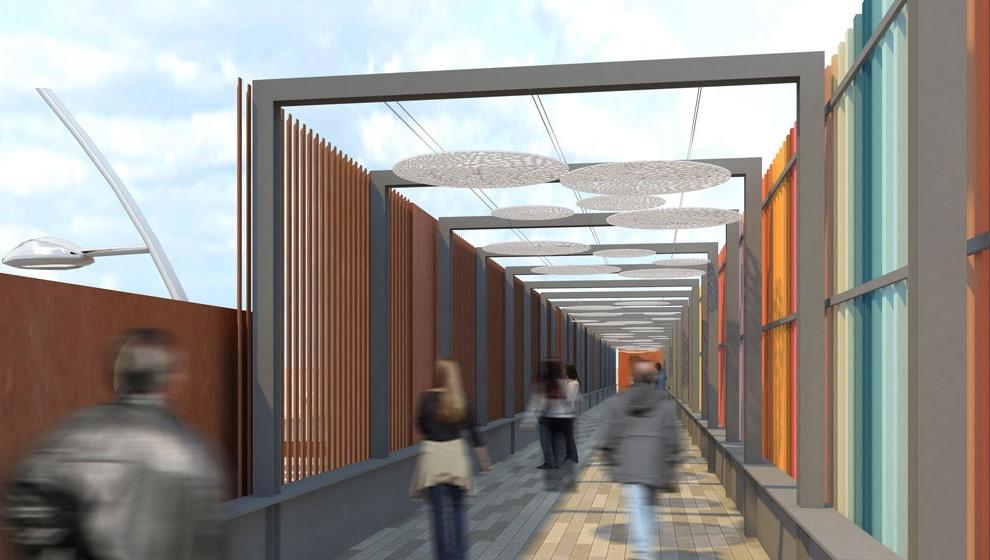 Otay Mesa Land Port of Entry  TSK Architects