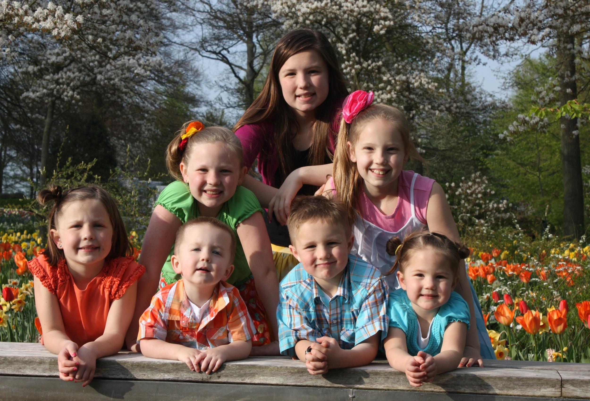 tulip kids 2013
