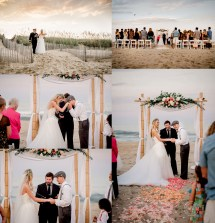 Shifting Sands Virginia Beach Wedding