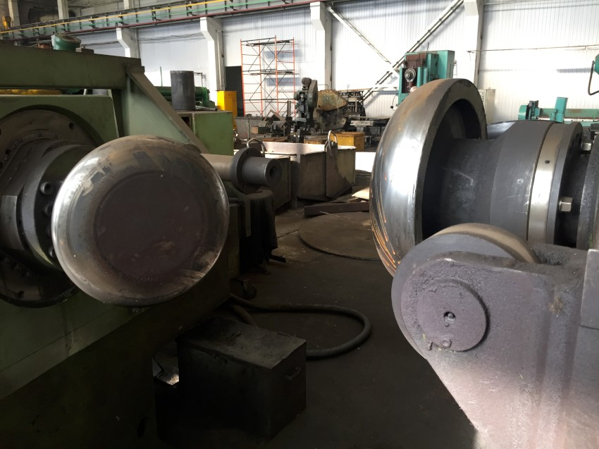 Spinning Lathe Machine Specification