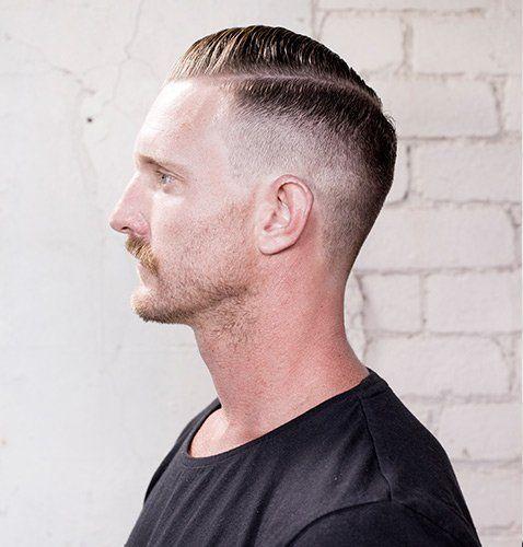 The Timeless Haircut — GQ Barber Lounge