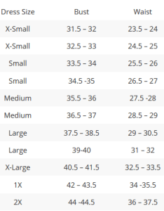 Hat sizing conversion measuring on the interior also clothing sizes  bloomers and frocks rh bloomersandfrocks
