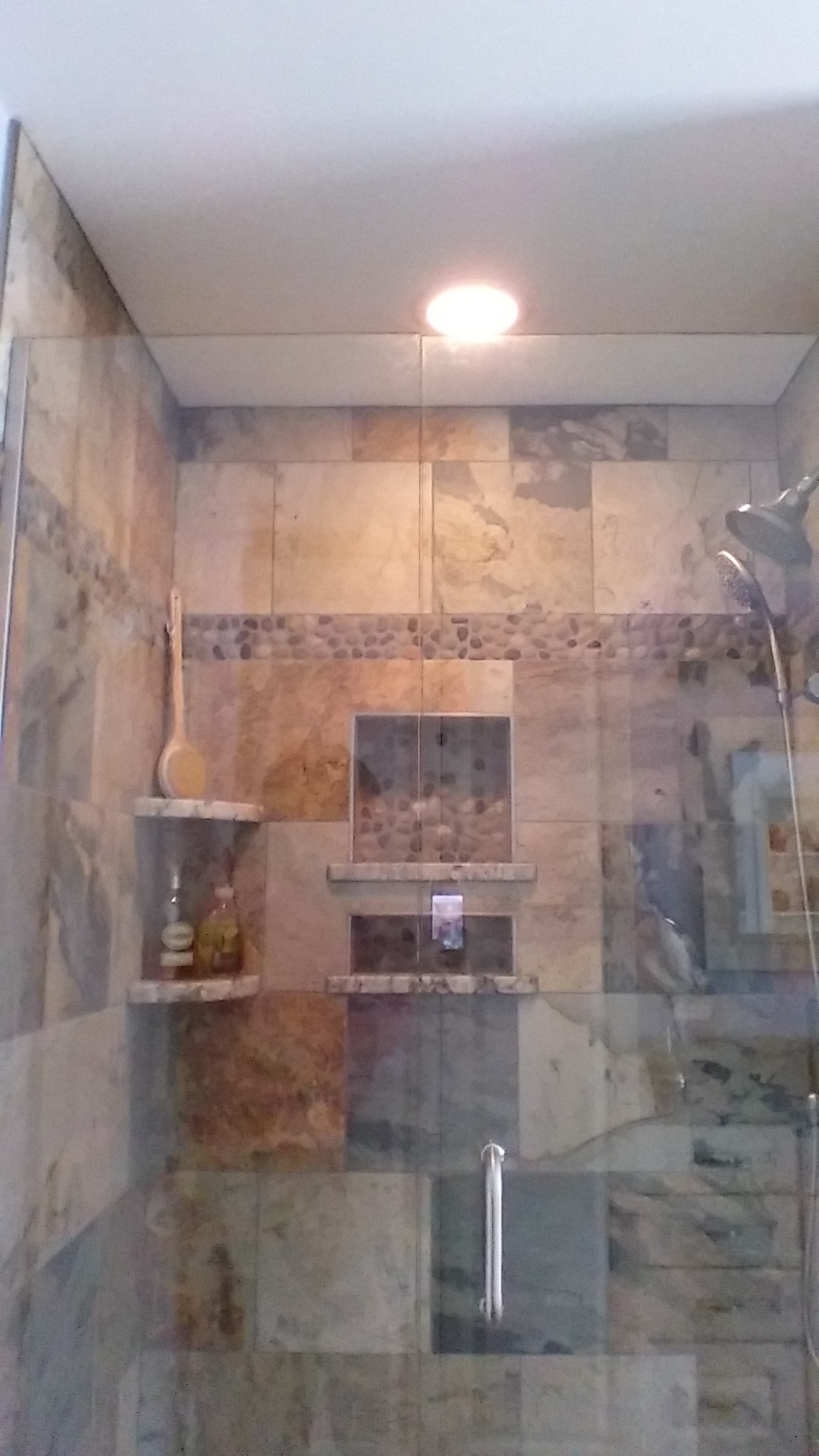 Upscale Bathroom Remodel West Brookfield MA  CORE
